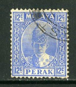 MALAYA -PERAK USED SCV $4.75 BIN $1.75 ROYALTY