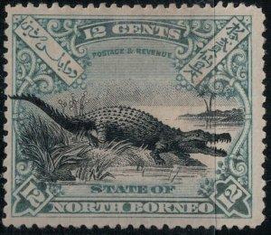 North Borneo 1897-1900 Mint SC 86 SCV $160.00