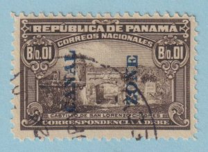 UNITED STATES - CANAL ZONE J4 POSTAGE DUE  USED - NO FAULTS VERY FINE!