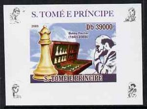 St Thomas & Prince Islands 2009 Chess Grand Masters #...