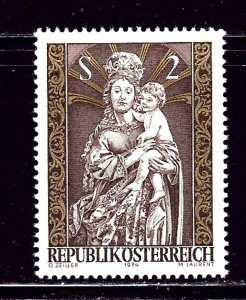 Austria 1009 MNH 1974 Christmas