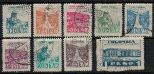Colombia #C134-41,3  CV $3.30