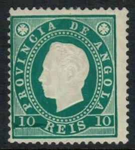 Angola #17* CV $15.00