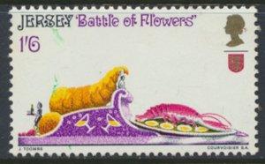 Jersey    SG 40   SC# 32  MNH    Battle of Flowers 1970