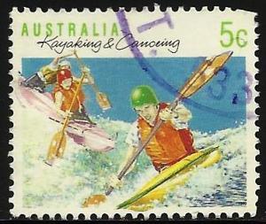 Australia 1994 Scott# 1114 Used (top right corner)