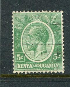 Kenya #20 Used - penny auction