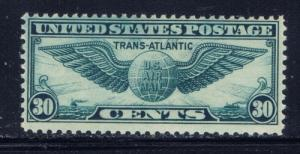 U.S. C24 NH 1939 Airmail issue