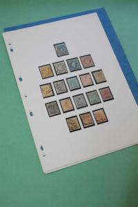 NORWAY Classics Choosen Quality Stamp Collection w/ Expertised Signed