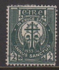 Ireland Sc#88 Used