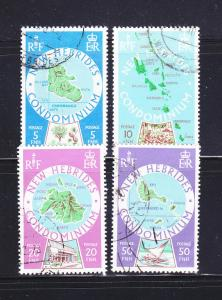 New Hebrides, British 238-239, 241, 246 U Maps