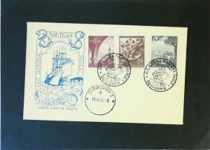 Yugoslavia 1952 Navy Day First Day Cover - Z3119