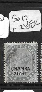 INDIA  CHAMBA (PP3108B) QV  SG17  1R     VFU