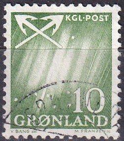 Greenland #50  F-VF Used  (K3020)