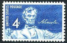 SCOTT # 1116 LINCOLN SINGLE MINT NEVER HINGED GEM !!