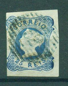 Portugal sc# 2 (2) used cat value $19.00