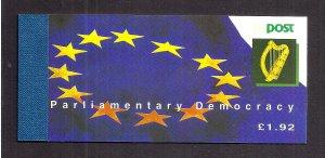 IRELAND SC#  926a-b COMP BKLT   FVF/MNH 1994