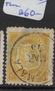 Guatemala SC 16 CDS Thin VFU (2dqn)