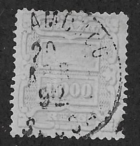 BRAZIL SC# 98 F/U 1868