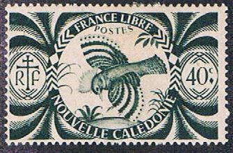 New Caledonia 256 MLH Kagu (BP461)