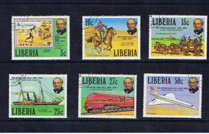 SIR ROWLAND HILL LIBERIA