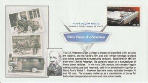 6° Cachets 4353 Fins & Chrome C.R. Patterson African-American car manufacturer