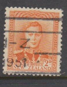 New Zealand Sc#258 Used