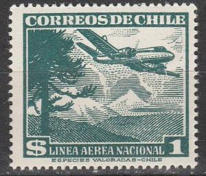 Chile #C158  MNH (K139)