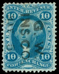momen: US Stamps #R35c Used Revenue VF