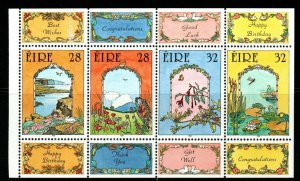 IRELAND SG840a 1992 GREETINGS STAMPS MNH
