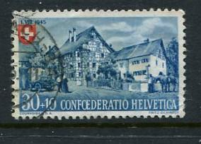 Switzerland #B149 Used (Box1)