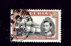 Nigeria 64a Used 1942 issue