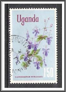 Uganda #125 Flowers Used