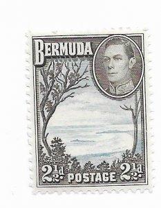 Bermuda #120A MH - Stamp - CAT VALUE $2.50