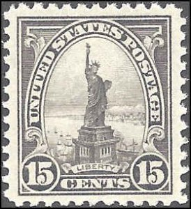 566 Mint,OG,NH... SCV $35.00... XF
