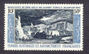 French Southern and Antarctic Territories #C7  NH