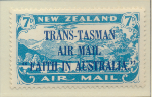 New Zealand Stamp Scott #C5, Mint Hinged - Free U.S. Shipping, Free Worldwide...