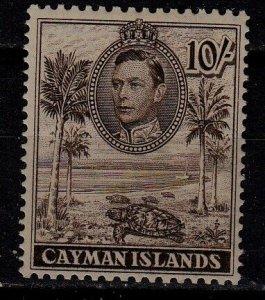 Cayman isl. 111 MH Turtle SCV22.50