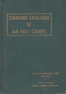 Sanabria's 1936 Standard Catalog of Air Post Stamps, 6th Edition, used.