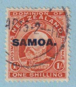 SAMOA 119  USED - NO FAULTS EXTRA FINE!