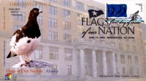 C³ C-Cubed 4275 Flags of Our Nation FOON Alaska 203C
