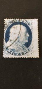 US #23 Used CV 700