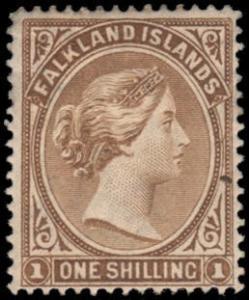Falkland Islands 18a mlh