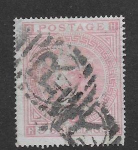 GB 57 5 shilling rose plate 2