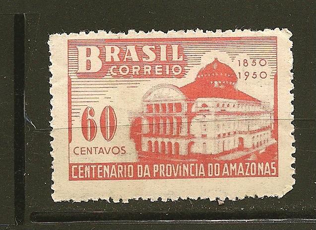Brazil 700 Theater Mint Hinged