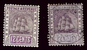 British Guiana SC#141 Mint & Used F-VF hr SCV$14.00...A World of Stamps!