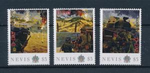 [91880] Nevis 2011 World War 2 D-Day Normandy Utah Beach  MNH