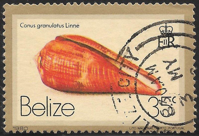 Belize # 480 Used