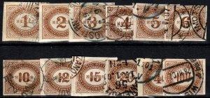 Austria #J10-21 Used  CV $20.00 (X1061)