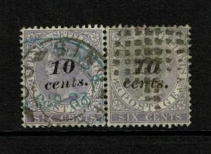 Straits Settlements SG# 44 Used (See Notes) - S7486