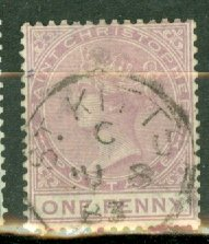 AA: St Christopher 10 used CV $77.50